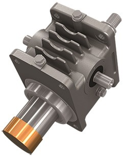 Schneckenhubgetriebe HMC Grundausführung (G)