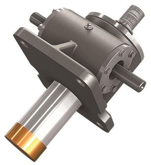 Schneckenhubgetriebe SHGc Grundausführung (G)