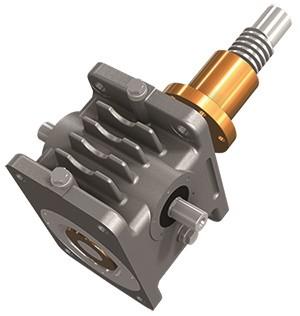 Schneckenhubgetriebe HMC Laufmutterausführung (LM)